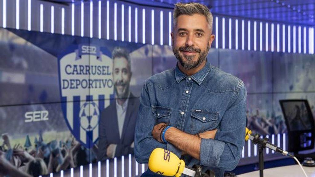 Dani Garrido, 'Carrusel Deportivo', Cadena SER