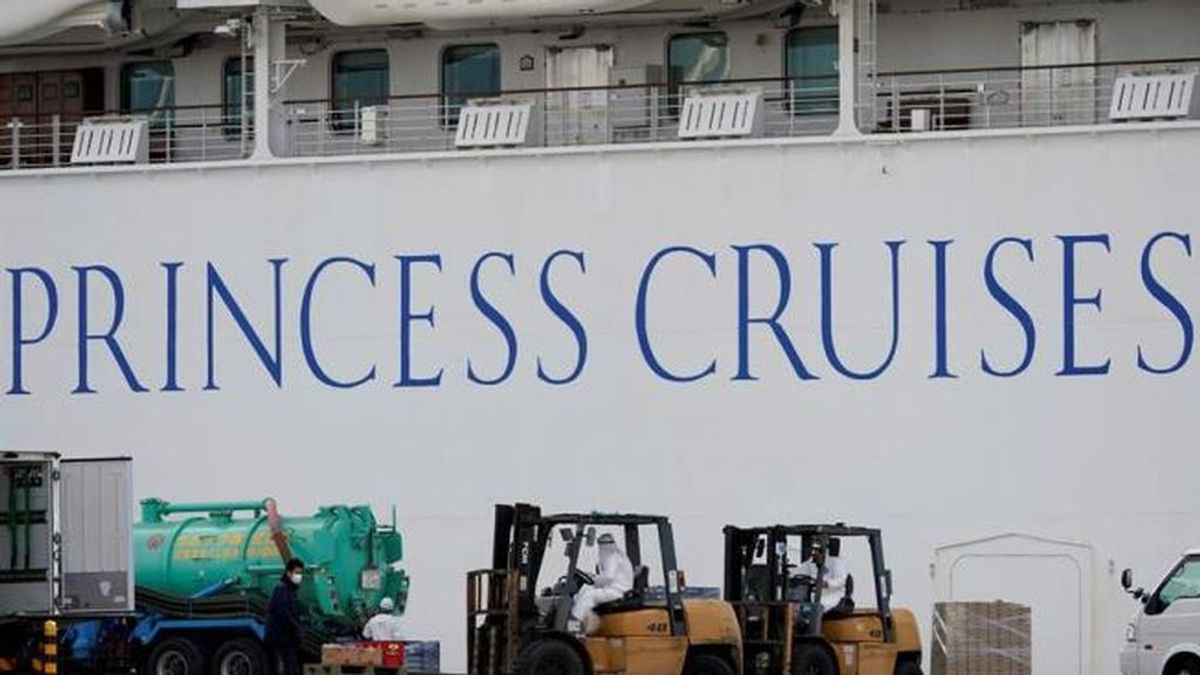 Llega a Estados Unidos un crucero con 300 personas con brote gastrointestinal