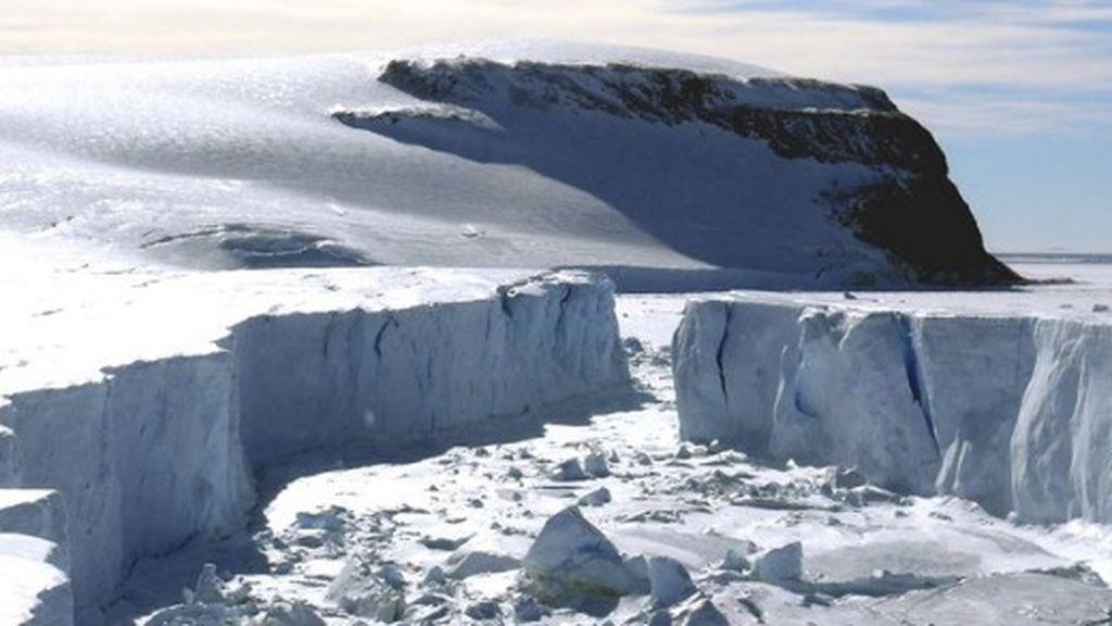 El deshielo masivo en la Antártida provocó un aumento del nivel del mar de tres metros hace 120.000 años