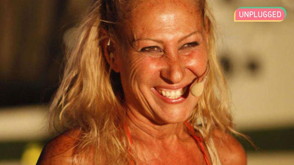Rosa Benito en 'Supervivientes'