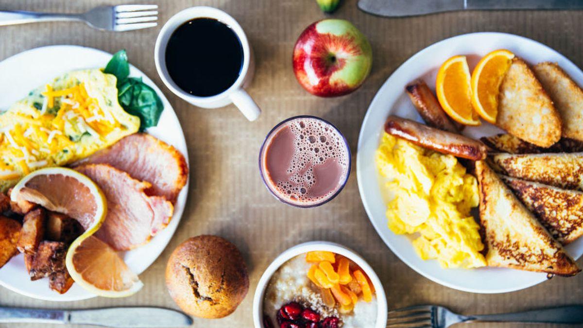 Elige tu opción favorita para el desayuno
