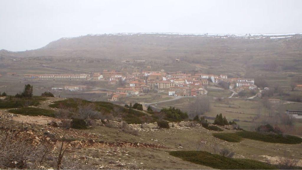 Así es la vida en Valdelinares: sin médico, sin comercios y con cinco alumnos en la escuela