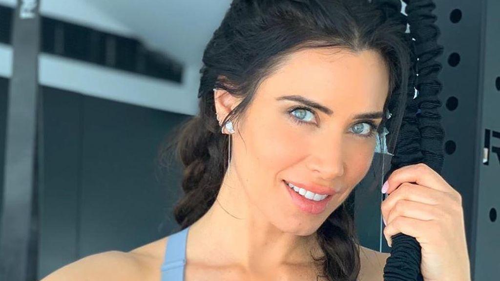 """Pilar Rubio, una 'mamá fit' en su segundo trimestre de embarazo: """"Esta bonita aventura que es la vida"""""""