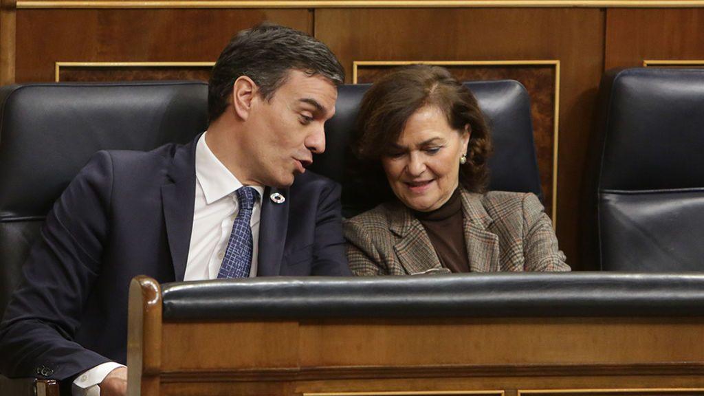 Sánchez y su núcleo duro mantendrá el acta de diputado