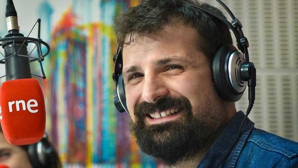 Ángel Carmona, 'Hoy empieza todo', Radio 3