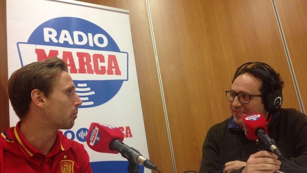 Vicente Ortega, 'T4', Radio Marca