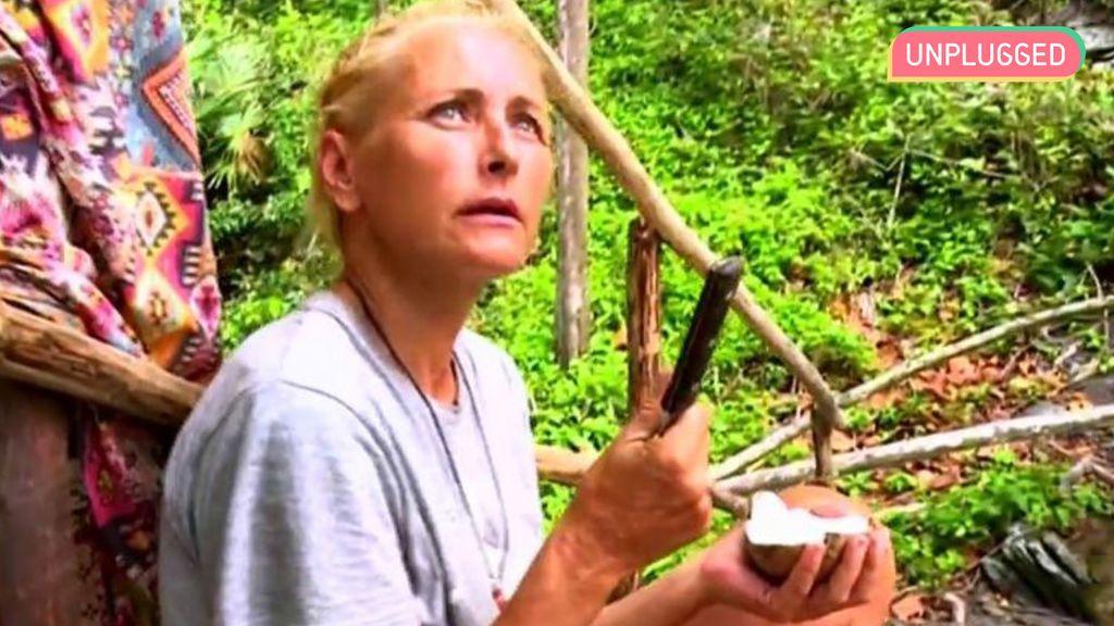 Lucía Pariente en 'Supervivientes'
