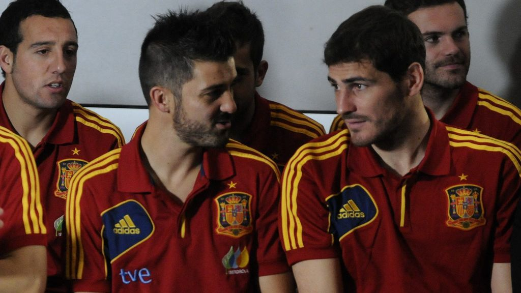 Casillas contacta con Villa para que le acompañe en su candidatura