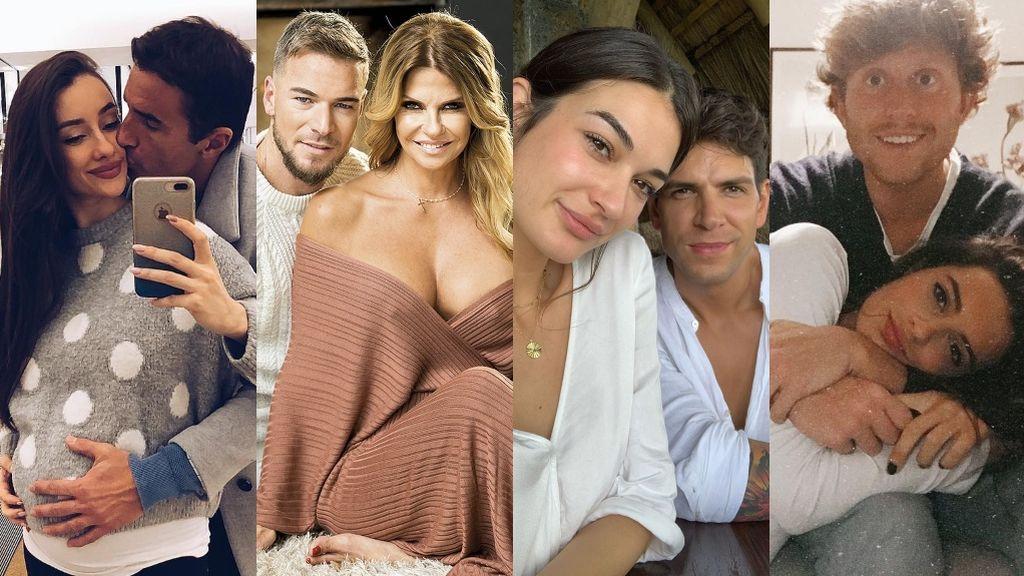Desde Susana Molina y Gonzalo hasta Gloria Camila y Kiko: todas las parejas con las que Cupido fracasó este año