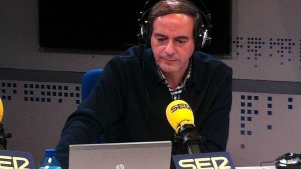 Isaías Lafuente, 'La Ventana', Cadena SER