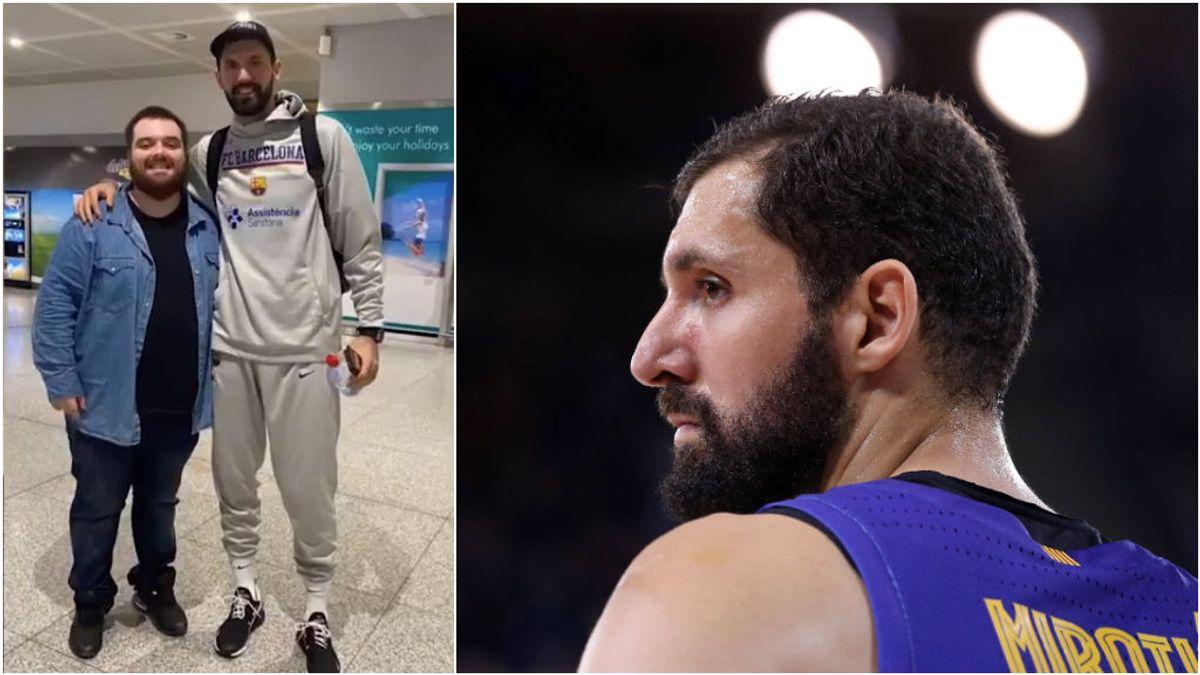 Ibai Llanos, el culpable de que el Barcelona de baloncesto cayera eliminado de la Copa del Rey
