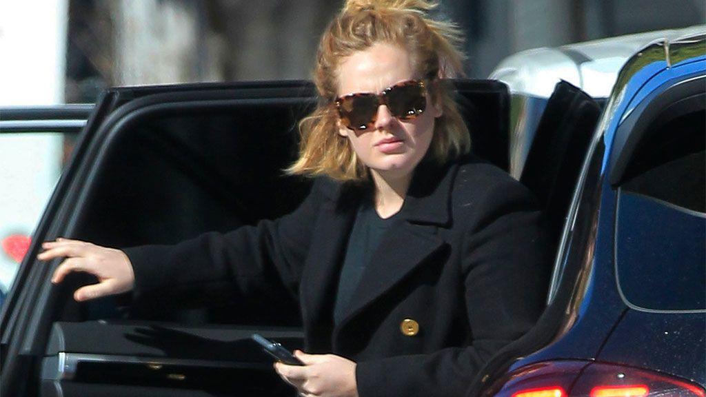 El disgusto de Adele en plena calle y el verdadero motivo de su adelgazamiento