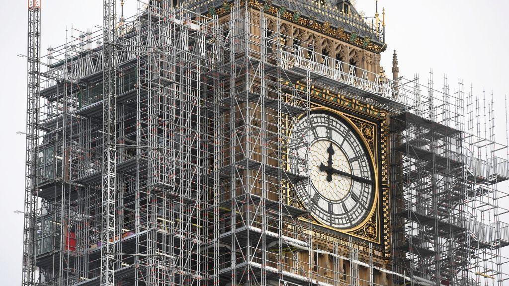 Amianto y contaminación: se dispara la factura de restauración del Big Ben