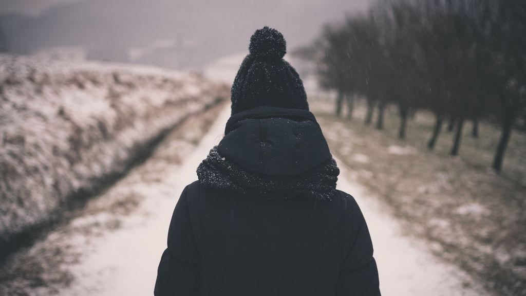 Una masa de aire muy frío llega el lunes con un desplome de hasta 10ºC