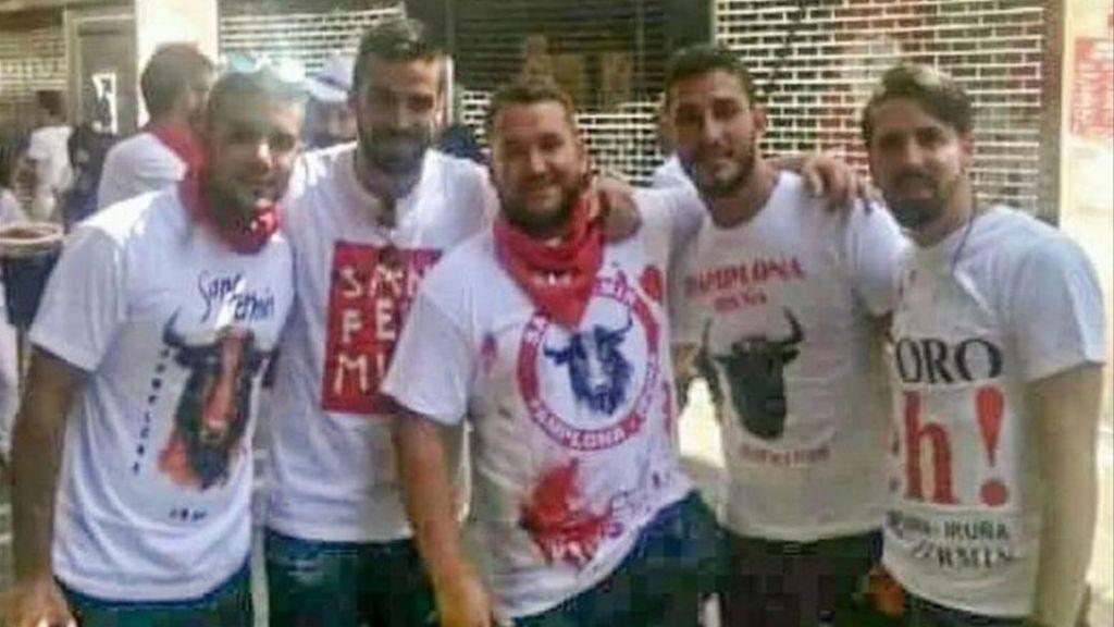 El Constitucional rechaza el recurso de los condenados de 'La Manada'