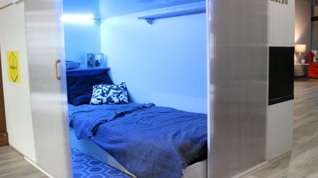 Los pisos colmenas o cápsulas llegan a Madrid con polémica y sin licencia para funcionar