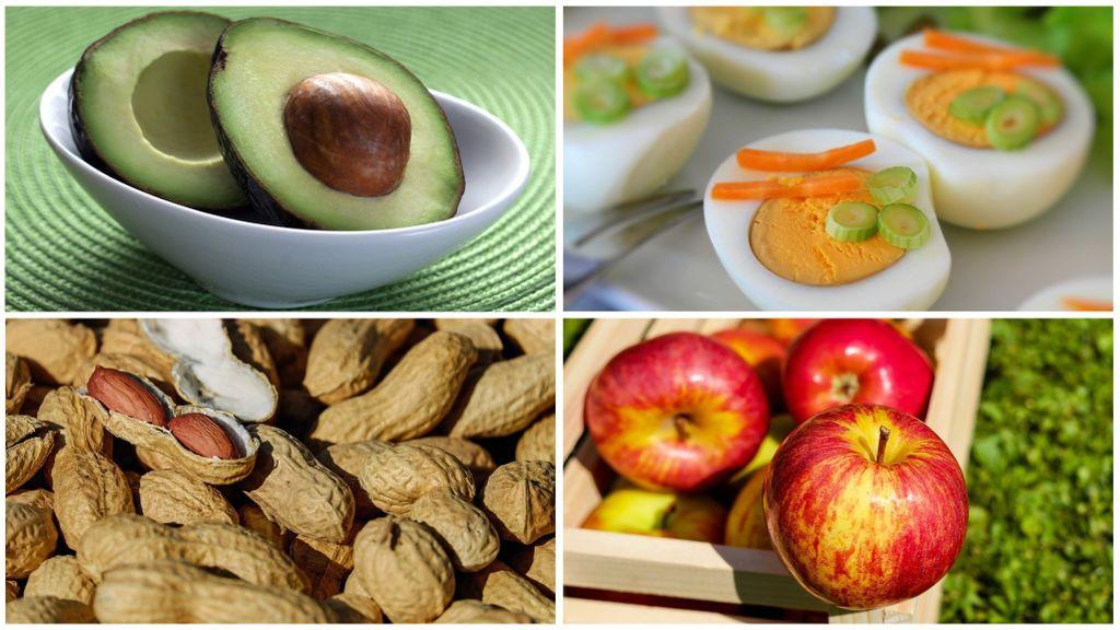 Descubre los alimentos más saciantes para calmar tu apetito