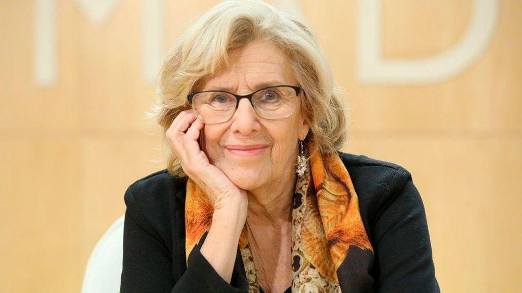 """Manuela Carmena cree que """"se equivocó"""" al crear Más Madrid"""