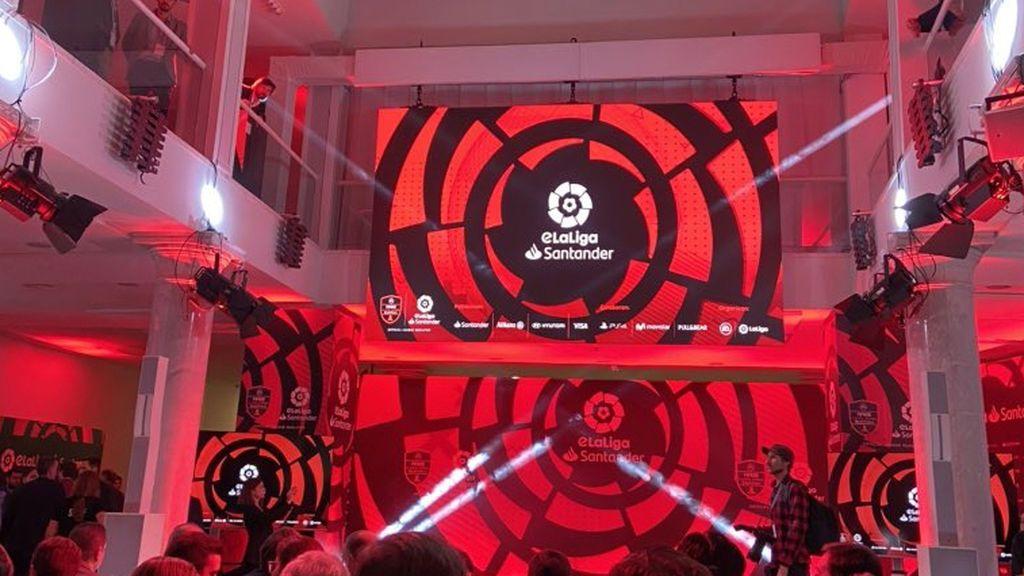 Arranca la eLaLiga Santander 2020