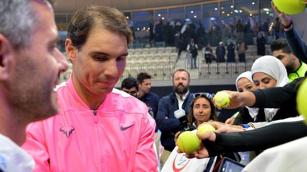 El ejemplo de civismo de Rafa Nadal: limpia una máquina del gimnasio antes y después de usarla