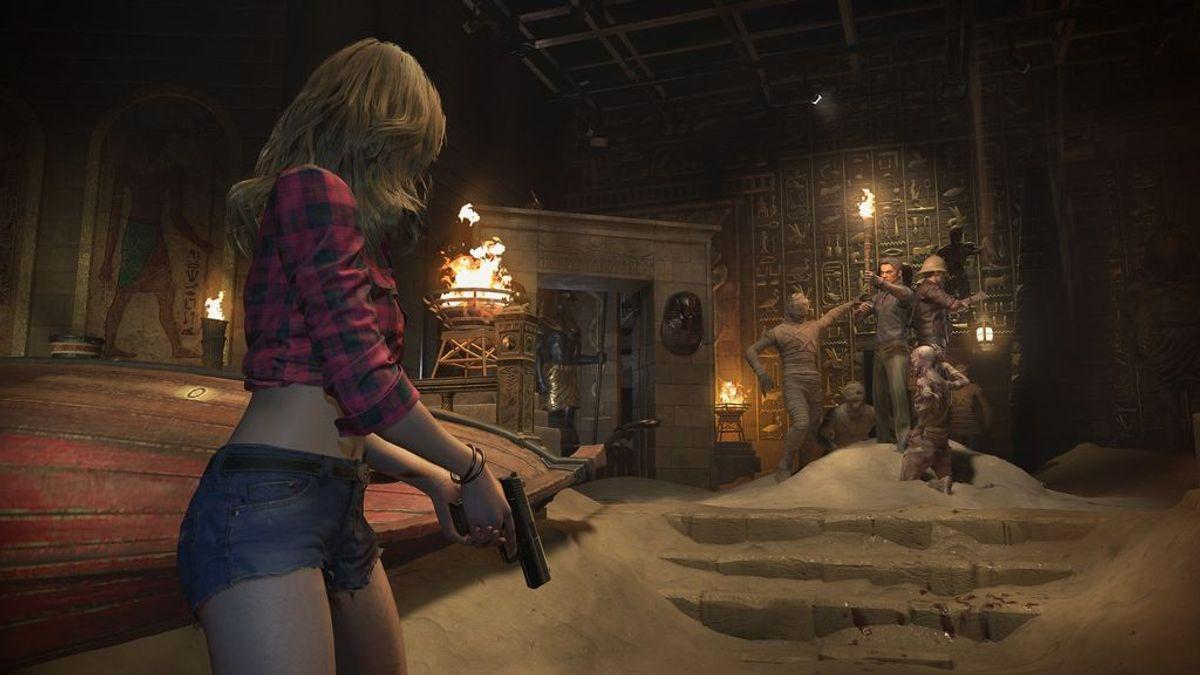 Resident Evil Resistance: nuevos detalles de sus mapas y personajes: Wesker y Spencer