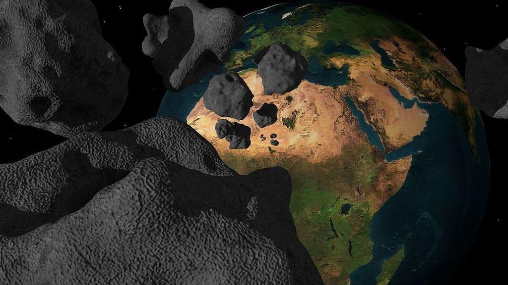 Un meteorito golpea India y convierte la noche en día