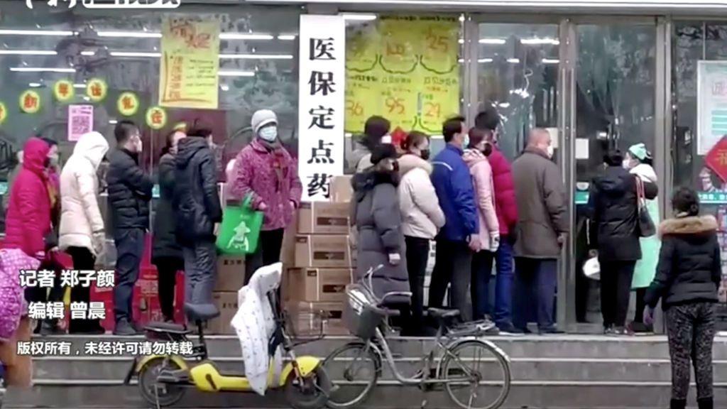 Coronavirus en China:  Los fallecidos son ya 1.380 y  los contagiados superan los 60.000