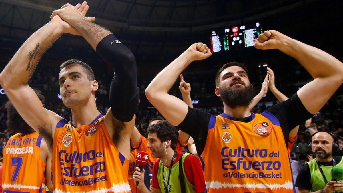 """El Valencia Basket se harta de los insultos y toma medidas drásticas: """"Bloquearemos a todos"""""""