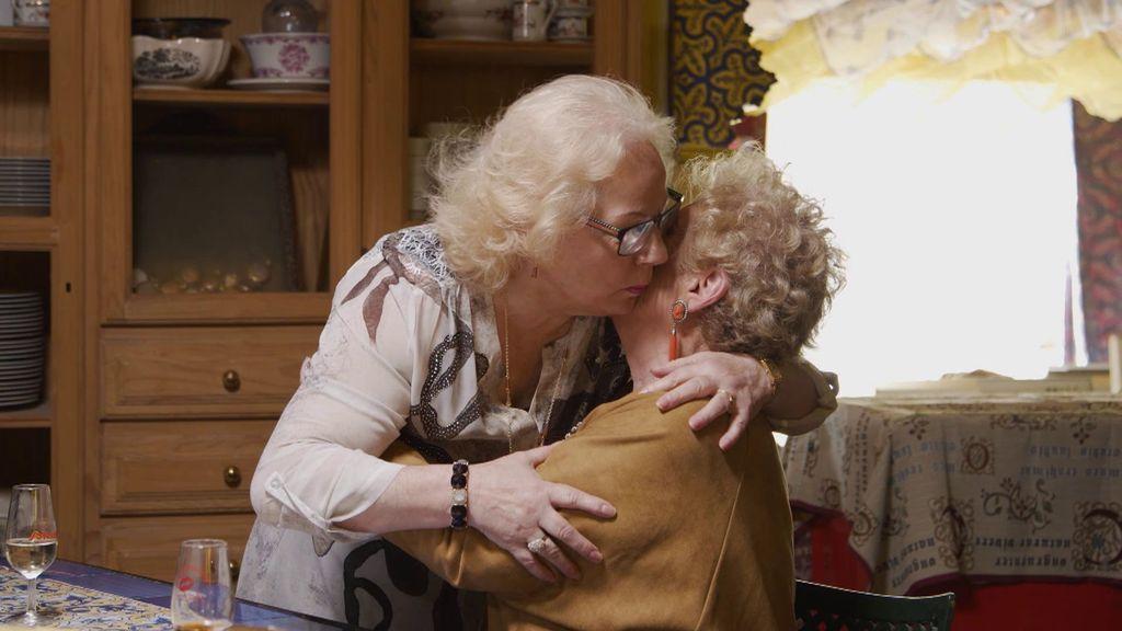 La madre de Poveda cumple su sueño en 'Mi casa es la tuya'