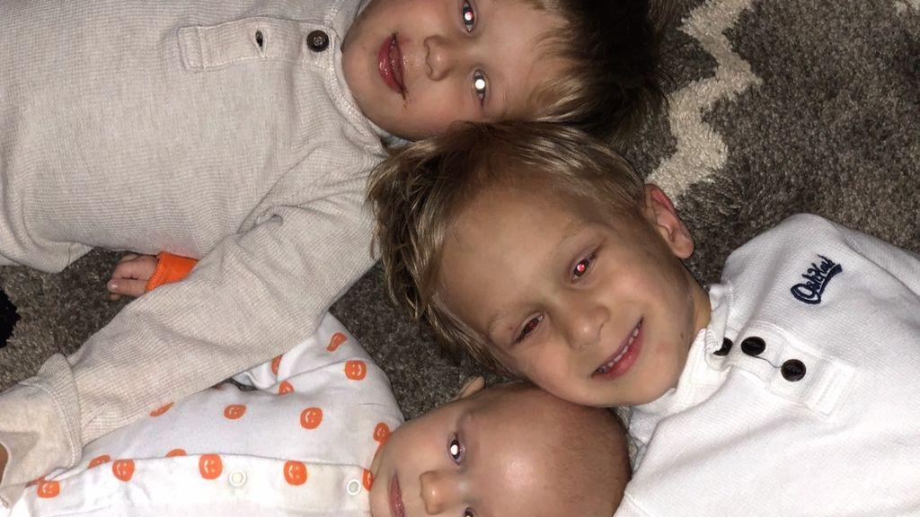 La lucha de tres hermanos contra un mismo cáncer