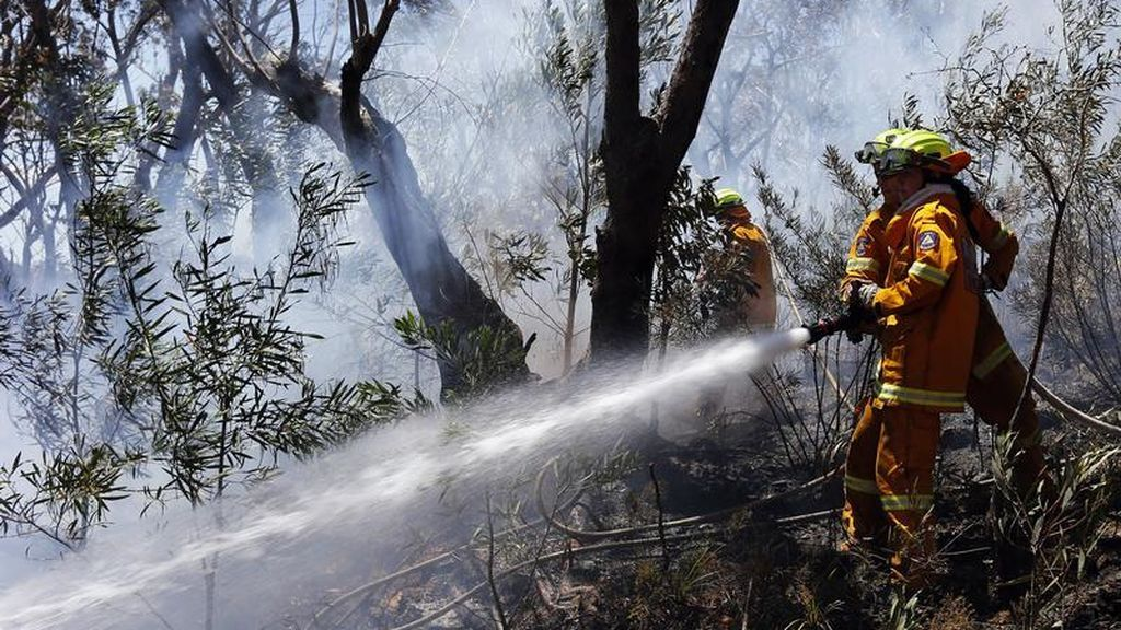 Australia vuelve a respirar: declaran controlados la mayor parte de los incendios registrados desde septiembre