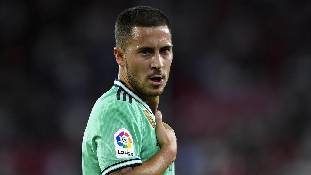 Hazard vuelve ante el Celta aunque el partido de Champions sigue siendo la prioridad