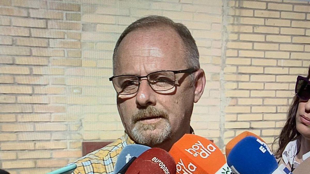 """El padre de Marta del Castillo plantea """"investigar también la anterior hipoteca de la calle Tharsis"""""""