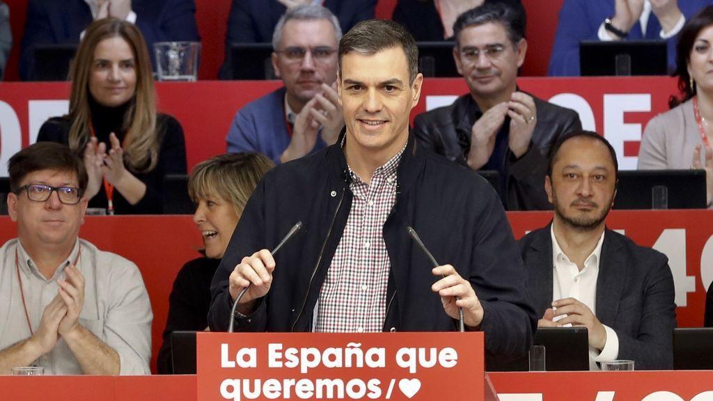 """Sánchez, a los trabajadores del campo: """"Contad con el Gobierno, os vamos a ayudar"""""""