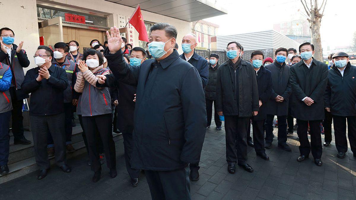 Xi Jinping conocía la gravedad del brote de coronavirus semanas antes de hacerlo público