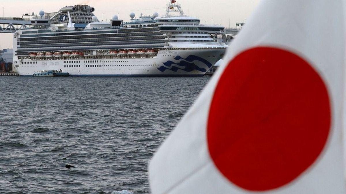 Canadá y Estados Unidos evacuarán a sus ciudadanos del crucero 'Diamond Princess' donde ya hay 355 casos de coronavirus