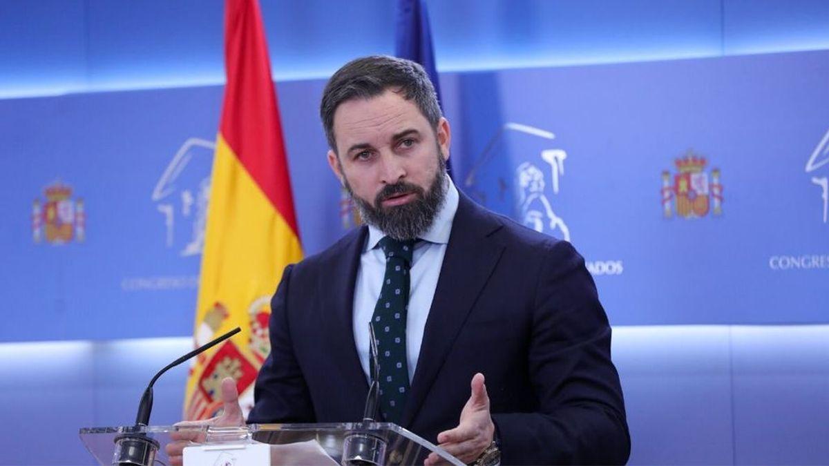 """Vox quiere garantizar la """"obligación"""" de todos los españoles de conocer el castellano"""