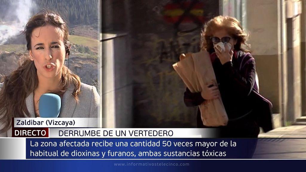 El Gobierno vasco asegura que la exposición a furanos y dioxinas por el vertedero de Zaldívar no afecta a la salud
