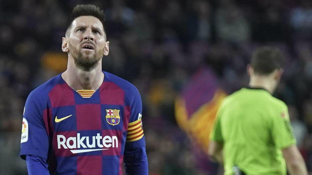 Messi aumenta su crisis goleadora: tercera peor racha de la década de cara al gol