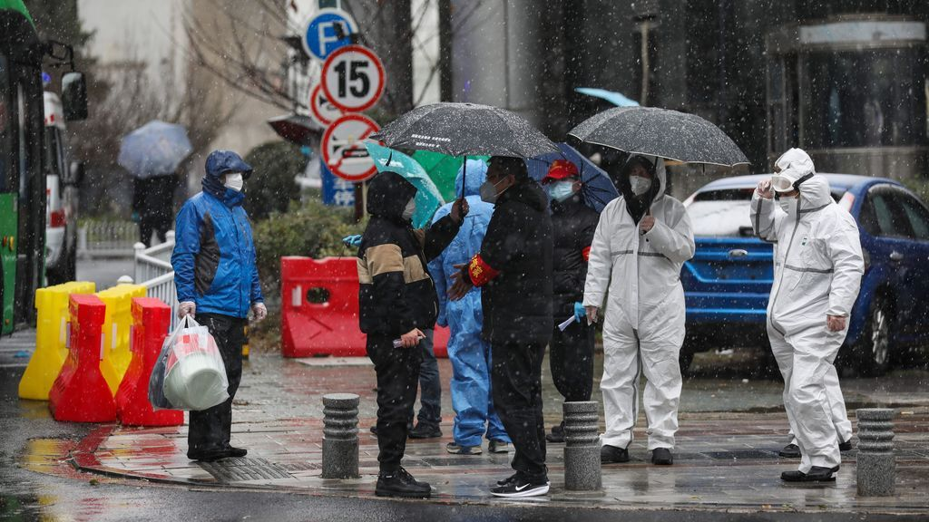 Prohibido el tráfico en Hubei, epicentro del coronavirus: 60 millones de personase están  aisladas en sus hogares