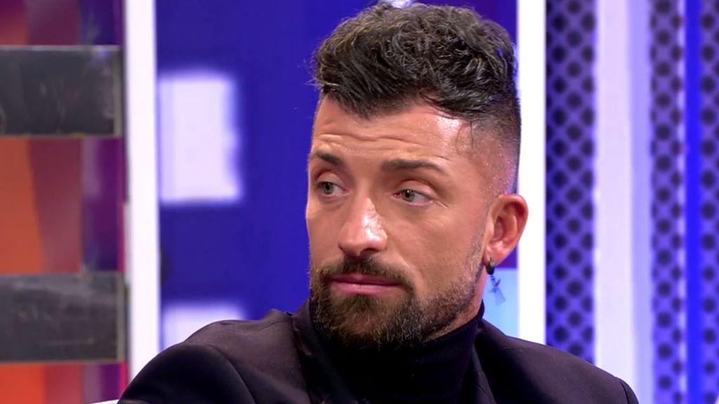 """Rubén Sánchez, sin pelos en la lengua: """"Creo que Fani no está enamorada de Christofer"""""""