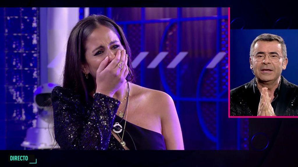 Anabel Pantoja, tercera finalista de 'El tiempo del descuento'
