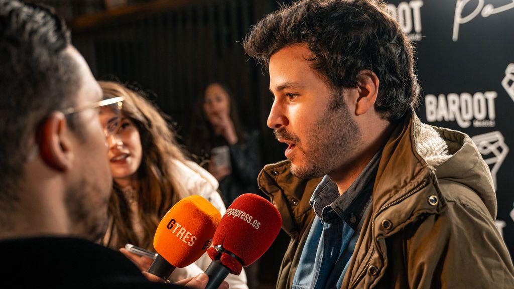 Taburete, Camela o Aless Gibaja: popurrí de vips en el nuevo local de moda de Madrid