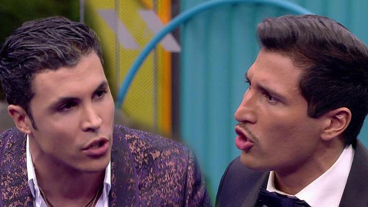 """La relación de Gianmarco y Kiko empeora y llegan al insulto: """"¡Eres un payaso!"""""""