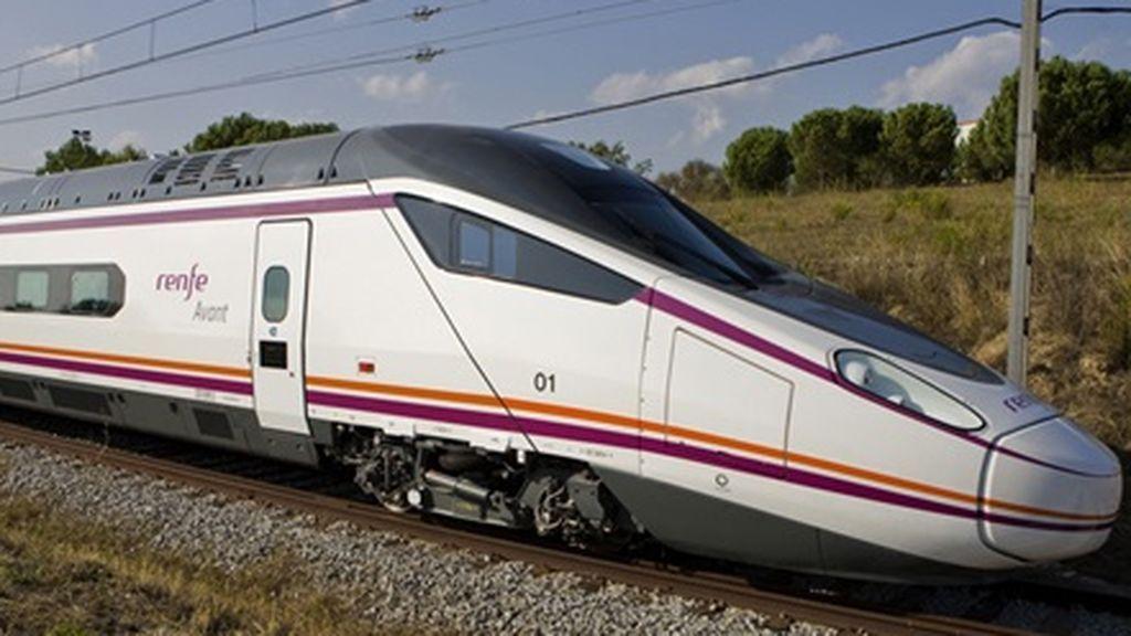 Renfe pone en servicio este domingo los nuevos Avant entre Granada y Sevilla