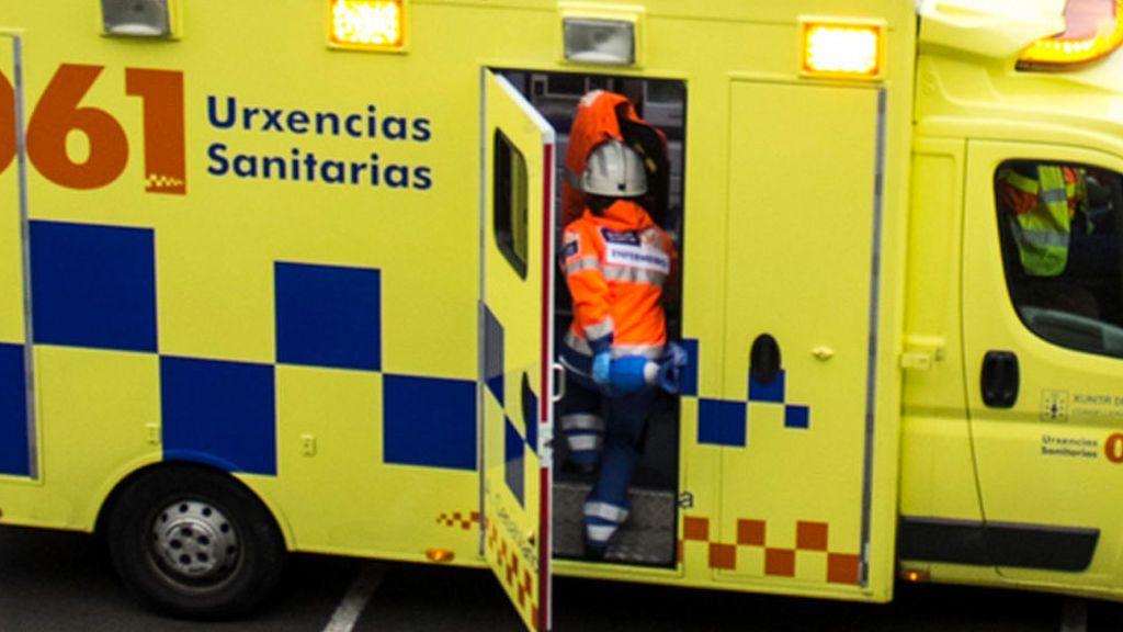 Explosión de gas butano en una cocina de A Coruña: hay dos hermanas heridas