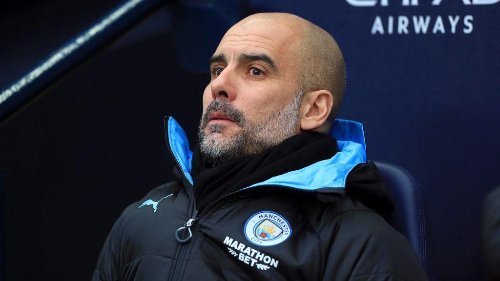 Guardiola se quedará en el Manchester City aunque el club baje a Segunda