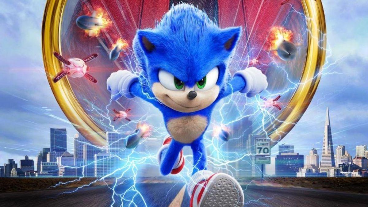 Sonic ya es la película de videojuegos con un mejor debut