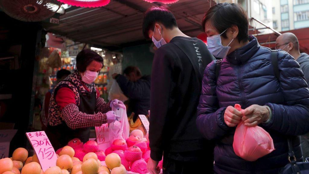 Hong Kong afronta el coronavirus malherida tras meses de protestas