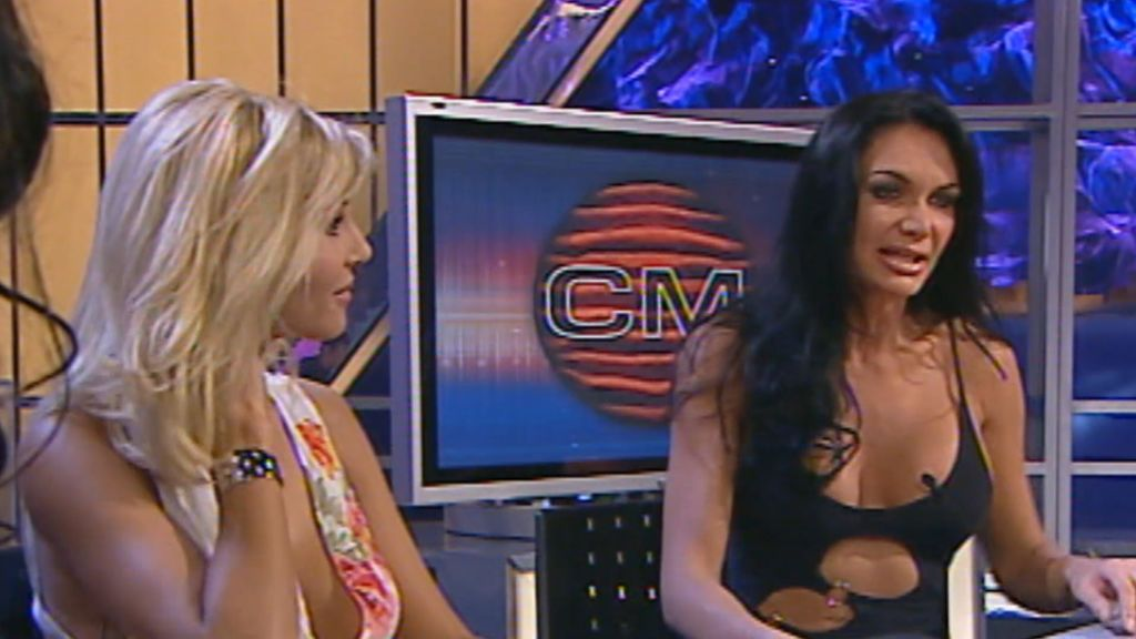 Yola Berrocal explotó contra Malena Gracia en 2002